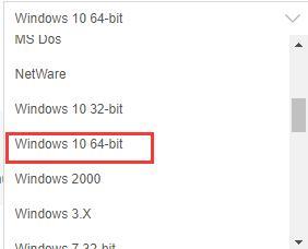 epson printer windows type