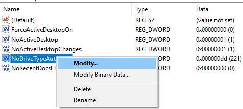 modify autoplay value