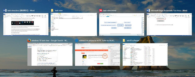 task view desktop