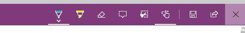 web notes bar