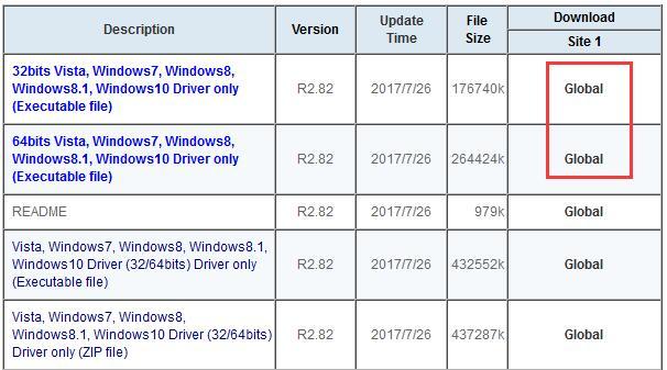 download realtek hd audio driver windows 10