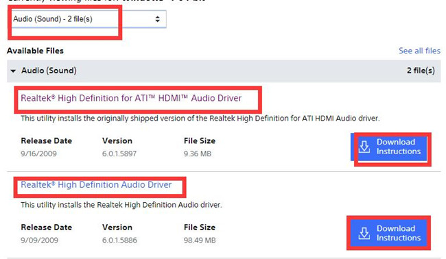 download sony device driver