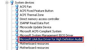 microsoft uaa bus driver