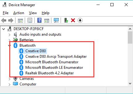How to Update Bluetooth Driver on Windows 10, 8, 7