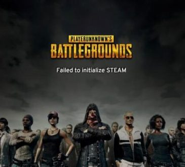 pubg failed to initiate steam