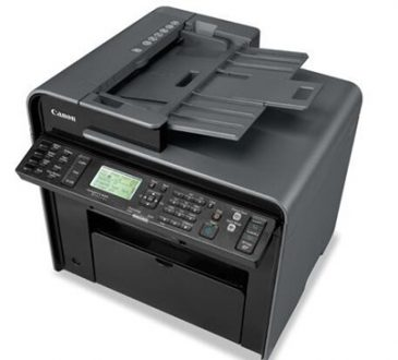 canon scanner not working
