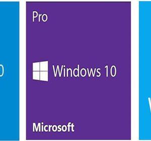 compare window home pro enterprise