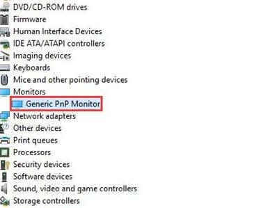 generic php monitor issue windows 10