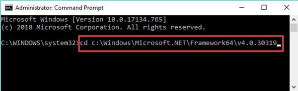microsoft .net framework64