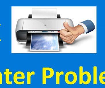 printer not working