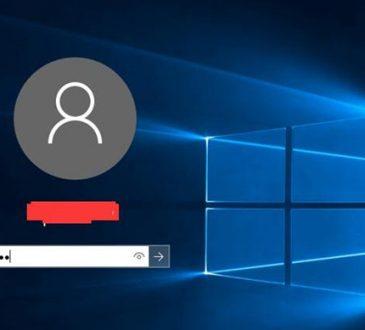 remove login in password