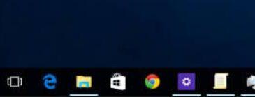 taskbar not hiding windows 10