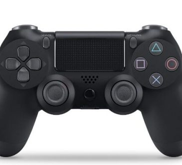 use ps4 controller windows