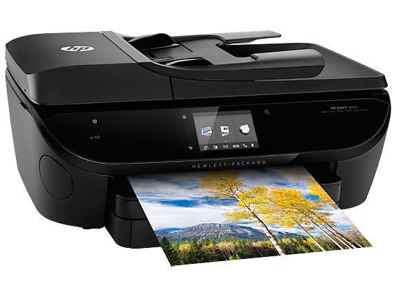 hp envy 7640 printer drivers