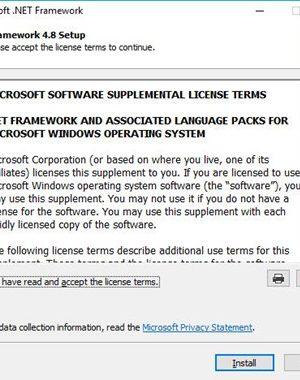 download microsoft .net framework windows 10, 8, 7