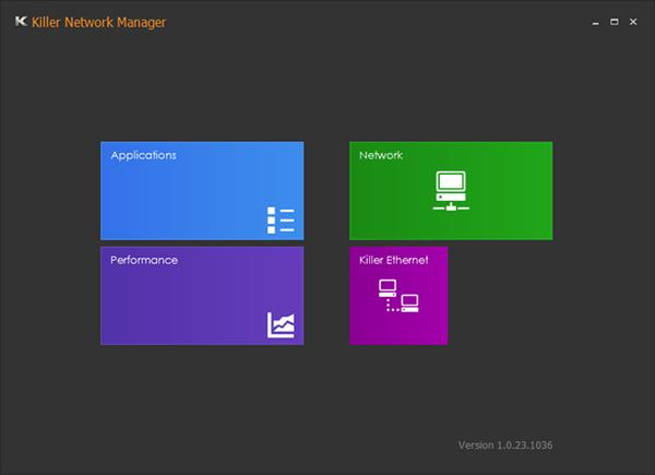 what is killer network manager