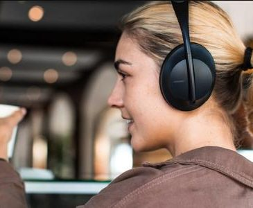 static in headphones and speakers