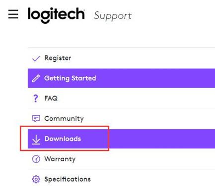 downloads logitech g930 drivers on logitech support
