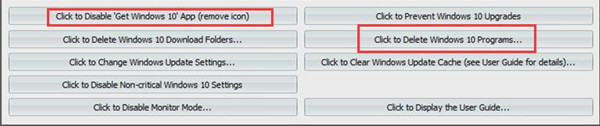 delete get windows 10 icon