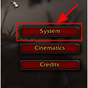 system in wow