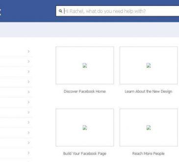 facebook images not loading