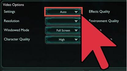 hextech repair tool settings