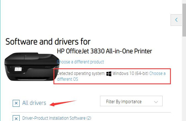 download hp officejet 3830 driver manually