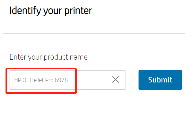 search hp 6978 printer driver