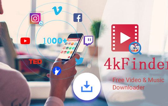 4kfinder video downloader review
