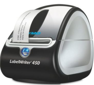 dymo labelwriter 450 driver