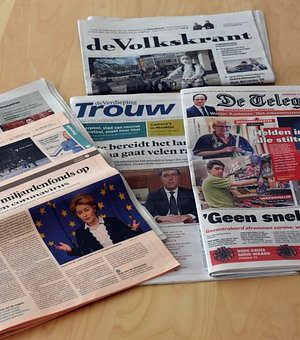 dutch newspaper