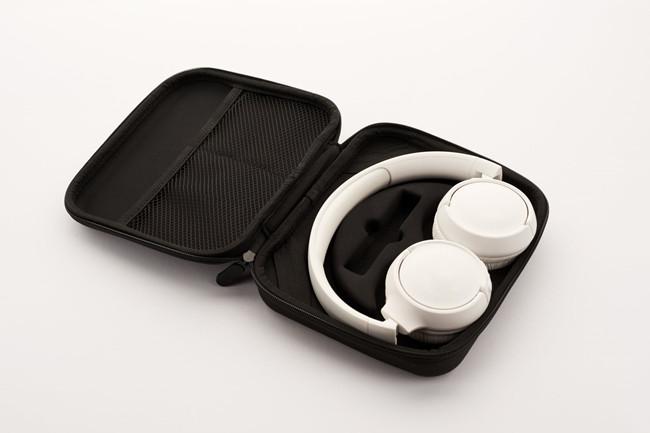 headphone with black case
