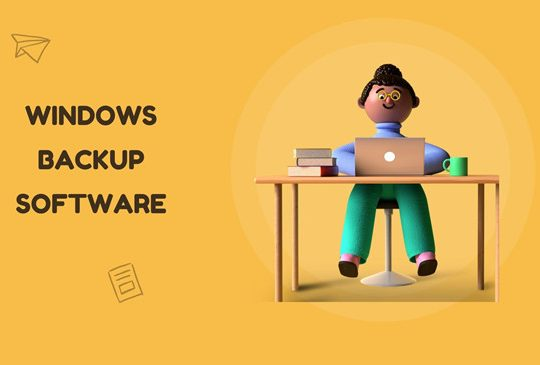 windows backup programs