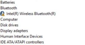 intel bluetooth driver download